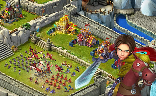 Riot of tribes für Android