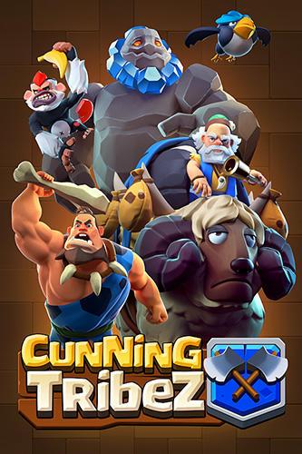 Cunning tribez: Road of clash ícone