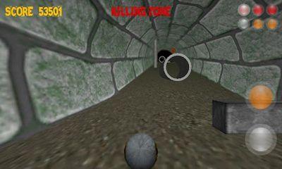 Arcade-Spiele Radio Ball 3D für das Smartphone