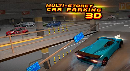 Multi-storey car parking 3D скриншот 1