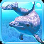 Underwater world adventure 3D Symbol