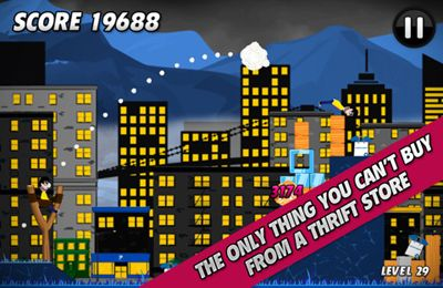 Arcade games: download Angry Hipsters to your phone