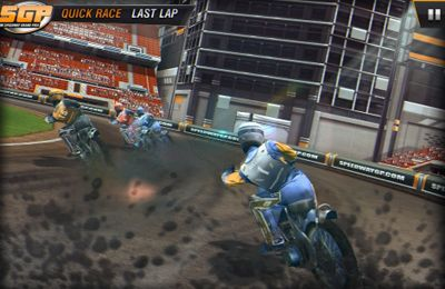 Carreras de motos Gran Premio 2011 para iPhone gratis