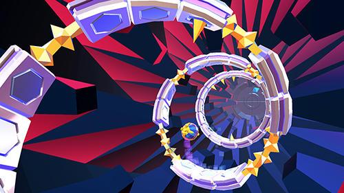 Arcade Spiraloid für das Smartphone