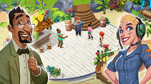 Lost island: Blast adventure для Android