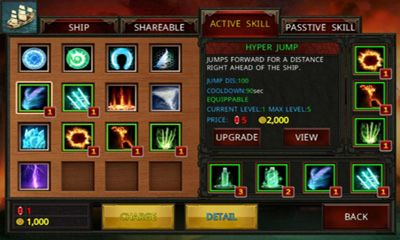 Arcade Pirate Hero 3D für das Smartphone