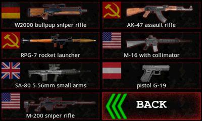 Sniper shot! en français