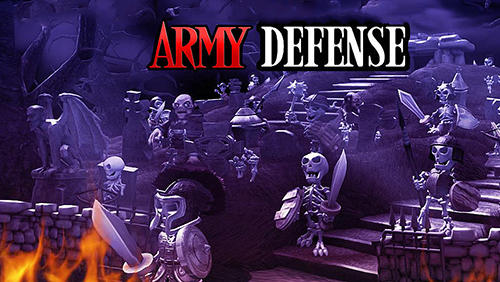 Army defense: Tower game Screenshot