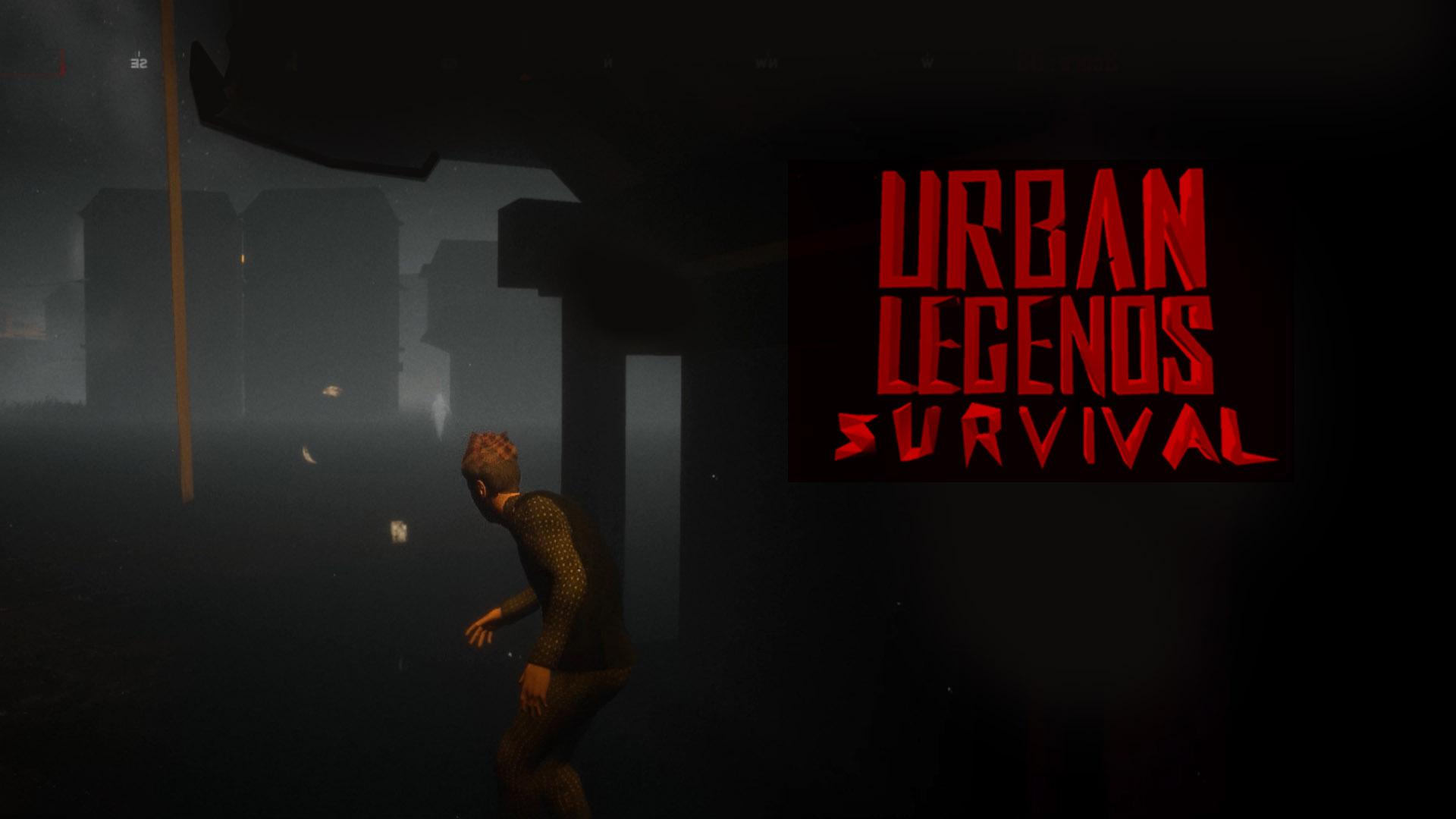 Urban Legends - Survival captura de tela 1