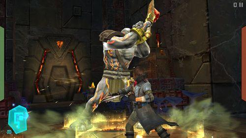 Скриншот Буря мечей на Айфон