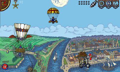 Juegos de arcade The Unparalleled Adventure of One Hans Pfaall para teléfono inteligente
