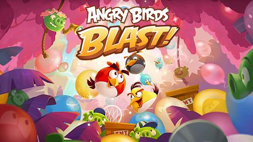 Angry birds blast island скріншот 1