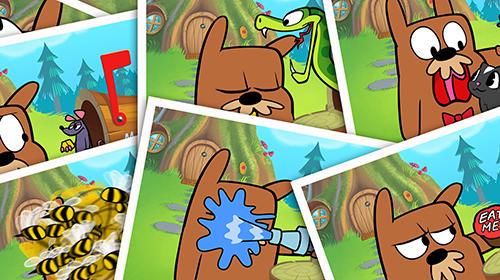Arcade-Spiele Do not disturb 2! Grumpy's mailbox. Challenge your prank skills! für das Smartphone
