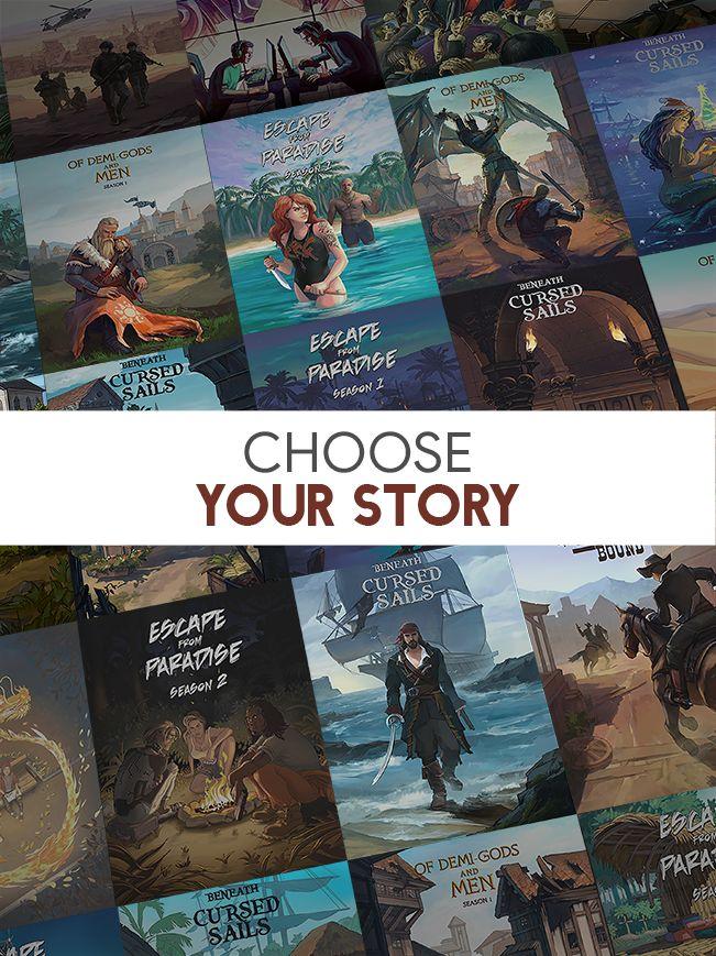 Stories: Your Choice (new episode every week) captura de pantalla 1