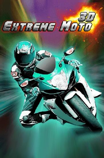 Extreme moto game 3D: Fast Racing icon