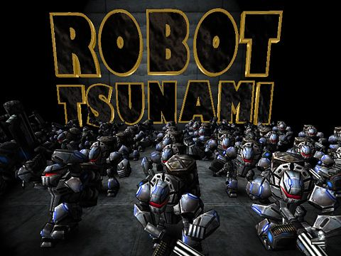 Screenshot Robot Tsunami on iPhone