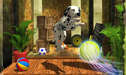 Simulation Dog simulator 3D für das Smartphone