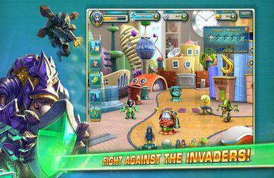 Spielzeug-Monster für iPhone
