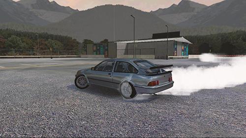 Drift fanatics: Sports car drifting race capture d'écran