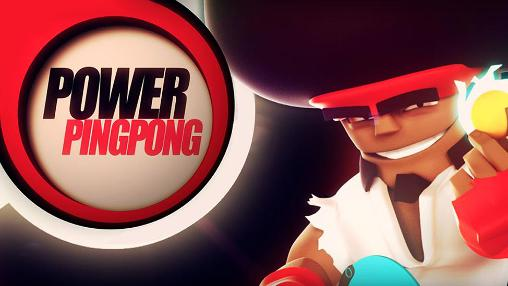 Power ping pong captura de tela 1