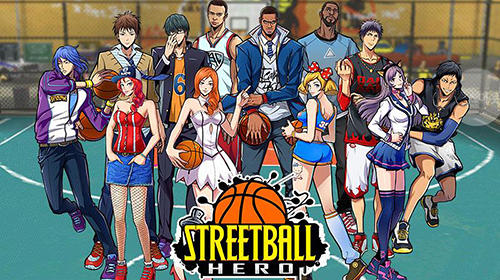 Streetball hero Screenshot