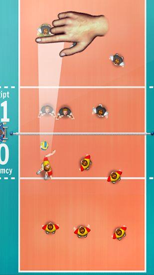 Sport Volleyball championship 2014 für das Smartphone