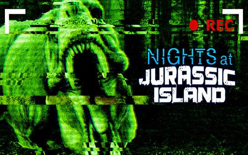 Nights at jurassic island survival скриншот 1