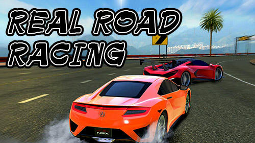 Real road racing: Highway speed chasing game captura de tela 1