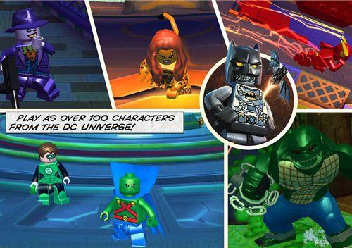 LEGO Batman: Beyond Gotham für iPhone