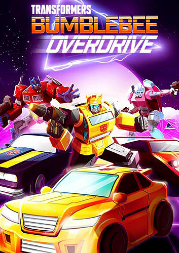 logo Transformers: Bumblebee Overdrive