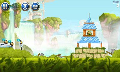 Angry Birds Star Wars 2 screenshot 1