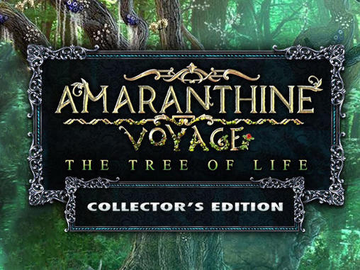 Amaranthine voyage: The tree of life Screenshot