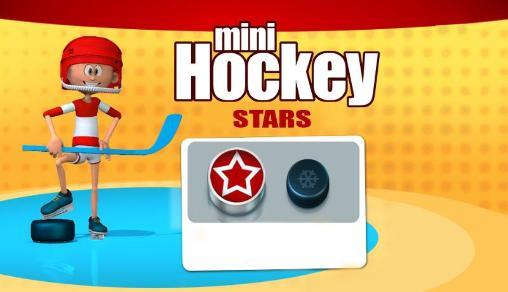Mini hockey: Stars Screenshot