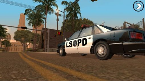 Grand theft auto: San Andreas para Android