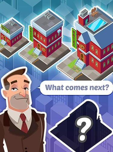 Idle city manager pour Android