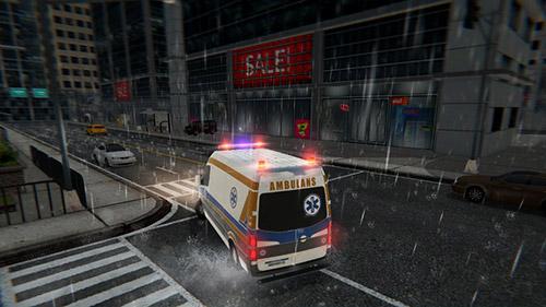 City ambulance: Rescue rush auf Deutsch