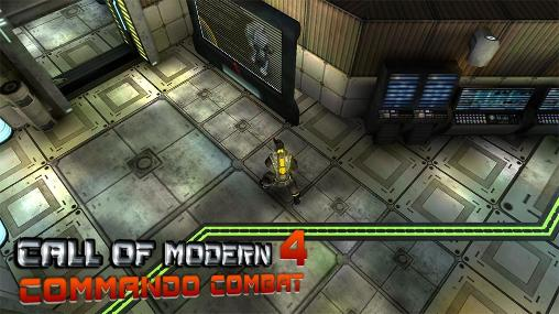 アイコン Call of modern commando combat 4