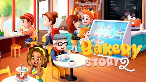 Bakery story 2: Love and cupcakes Screenshot
