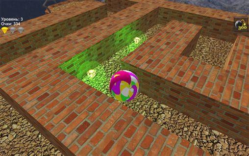 Maze 3D auf Deutsch