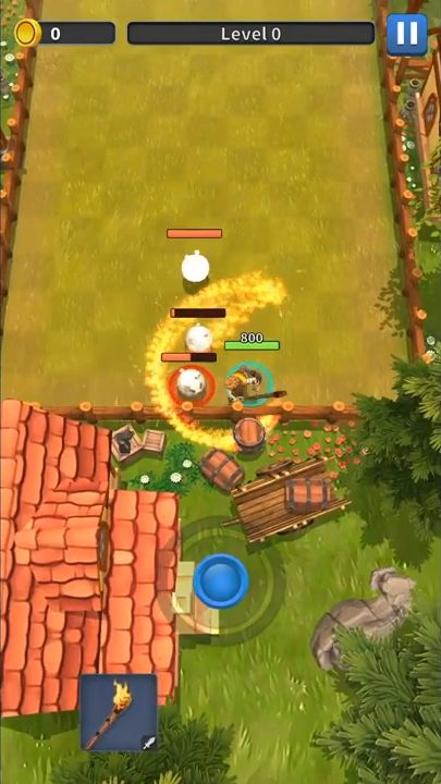 Heroics screenshot 1
