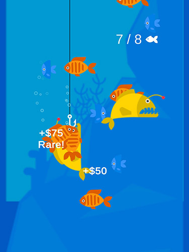 The fish master! for Android