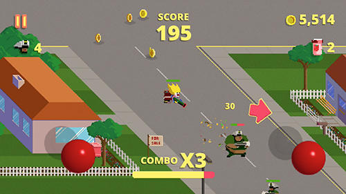 Fast food rampage für Android