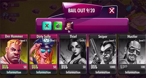 Crime coast: Gangster's paradise for iPhone for free