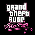 Grand theft auto: Vice City logo