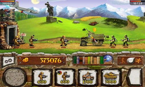 Strategie The wars 2: Evolution - Begins für das Smartphone