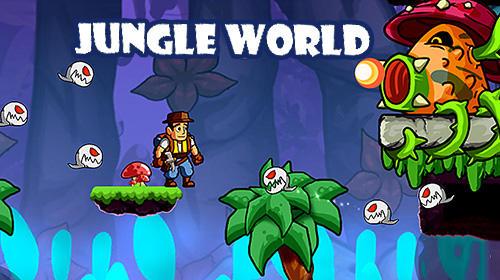 Jungle world: Super adventure Screenshot