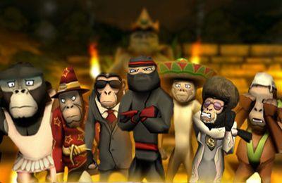 Battle Monkeys for iPhone