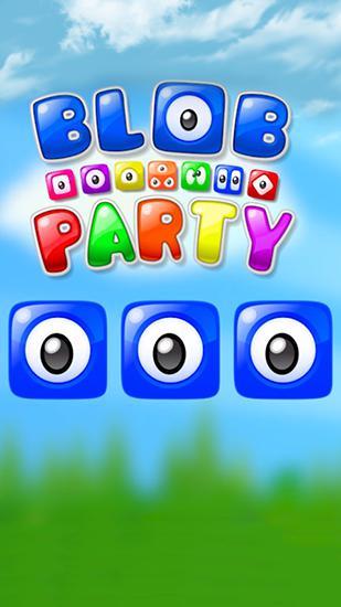 Blob party Screenshot