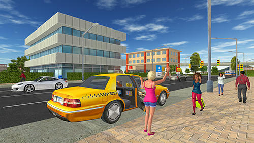 Taxi game 2 für Android