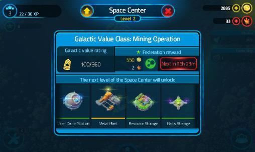 Merchants of space für Android
